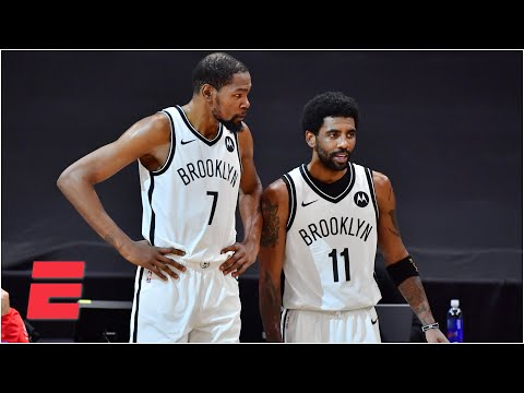 Should Kyrie Irving and Kevin Durant regret signing with the Nets?   KJZ