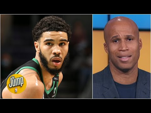 This year won't end pretty for the Celtics – Richard Jefferson | The Jump