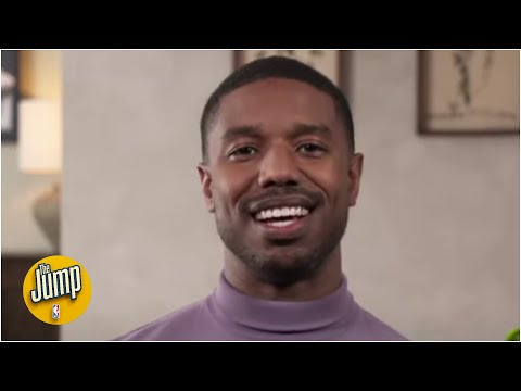 Michael B. Jordan says he was teased for sharing a name with MJ | The Jump