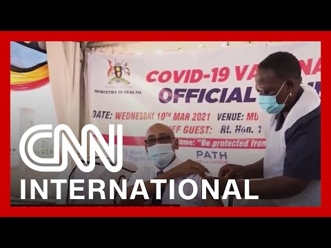 What's happening with Africa's vaccine rollout?