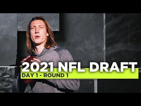 2021 NFL Draft: First Round