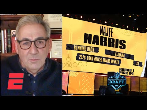 The Jets missed out by not drafting Najee Harris – Sal Pal | 2021 NFL Draft