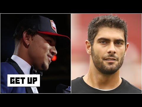 Trey Lance sitting behind Jimmy G is the best thing that could happen for him – Tannenbaum | Get Up