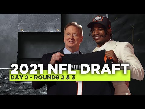 2021 #NFLDraft Rounds 2 & 3: Live reaction and analysis of every pick | NFL on ESPN