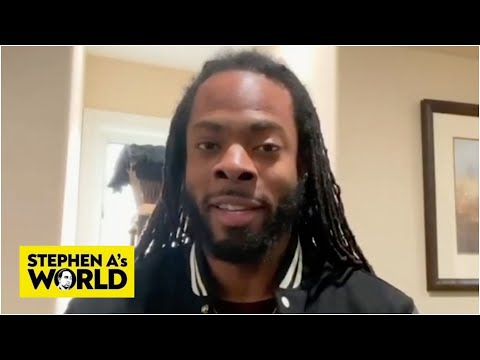 Richard Sherman on his future in the NFL and the 49ers drafting QB Trey Lance | Stephen A's World
