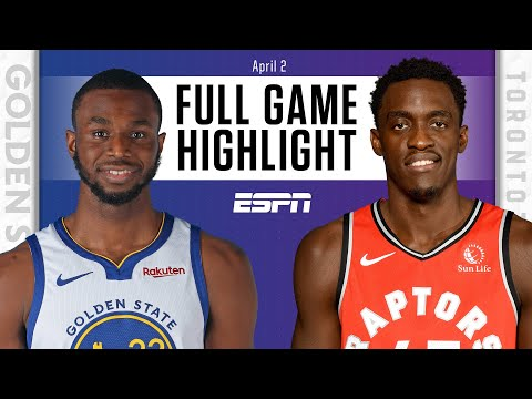 Raptors DOMINATE Warriors by 53 [FULL GAME HIGHLIGHTS] | NBA on ESPN
