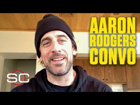 Aaron Rodgers on his uncertain future with the Packers [FULL CONVO] | SportsCenter