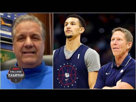 Kentucky's John Calipari on the pressure of pursuing an undefeated season | College GameDay