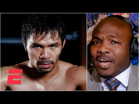 Manny Pacquiao could be dangerous for Terence Crawford – Timothy Bradley Jr. | Boxing on ESPN