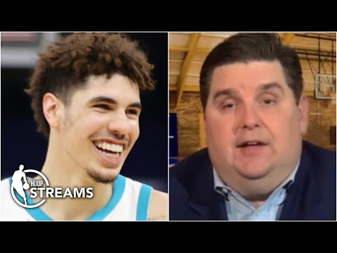 Brian Windhorst breaks down why LaMelo Ball should still be Rookie of the Year | Hoop Streams