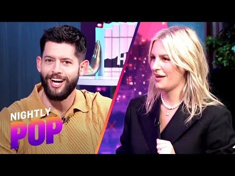 "Morgan Stewart Surprises Hunter March for His 30th Birthday – ""Nightly Pop"" 04/05/21 