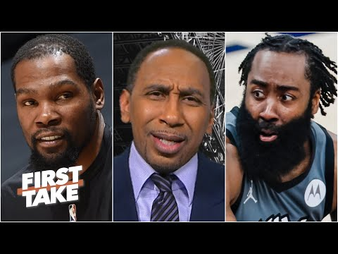 Stephen A.: 'I'm getting concerned' about the Nets' injuries   First Take