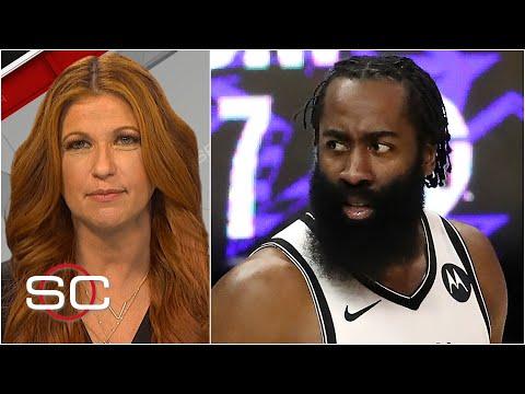 James Harden out AT LEAST 10 days for Nets with strained hamstring | SportsCenter