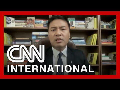 Myanmar special envoy: It is time for the world to stop another genocide