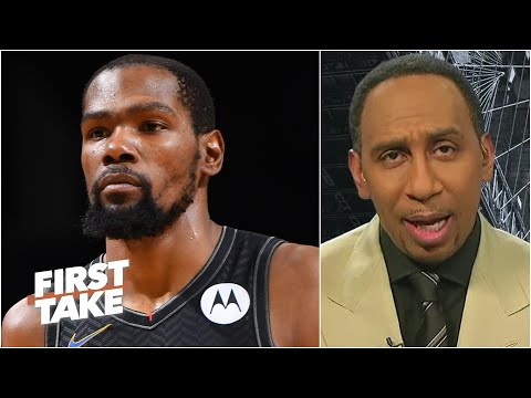Kevin Durant is clearly the most important piece to the Brooklyn Nets – Stephen A. | First Take