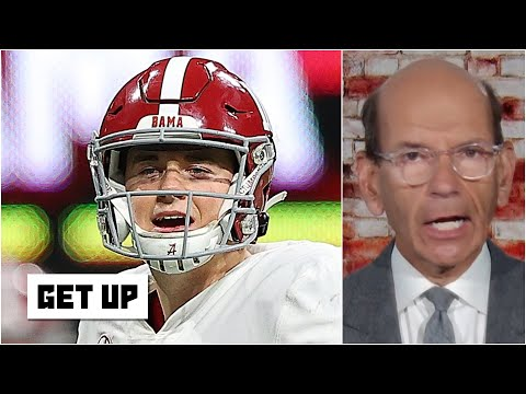 Mac Jones going No. 3 to the 49ers would be one of the biggest stories in draft history – Finebaum
