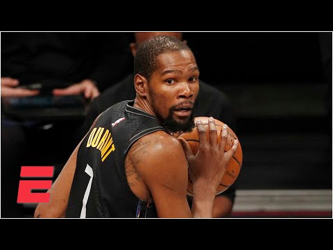 Malika Andrews says Kevin Durant could be on a minutes restriction when he returns | Bart and Hahn