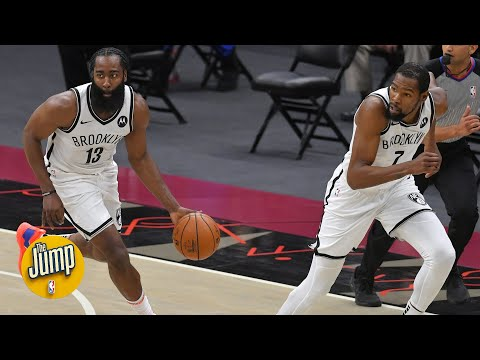 The Nets need BOTH Kevin Durant and James Harden healthy for the playoffs – Shelburne | The Jump