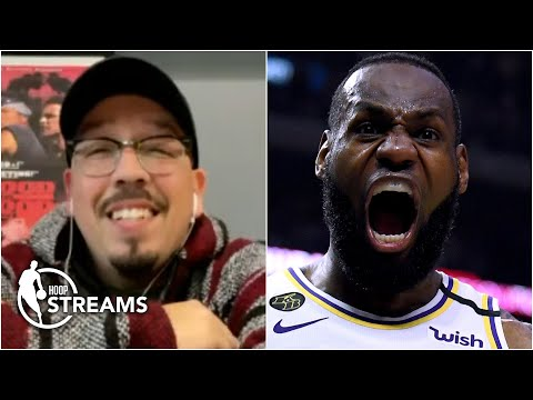 LeBron James or NBA Twitter's Shea Serrano: Who wins in a 1v1? | Hoop Streams