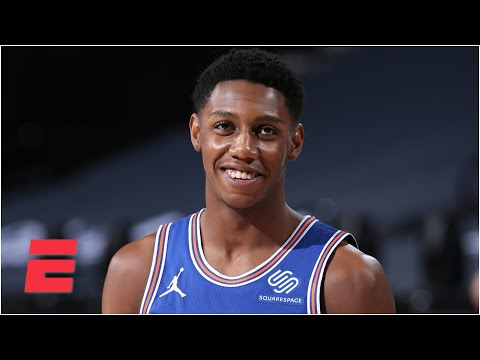 Why does RJ Barrett continue to get overlooked? | Bart & Hahn