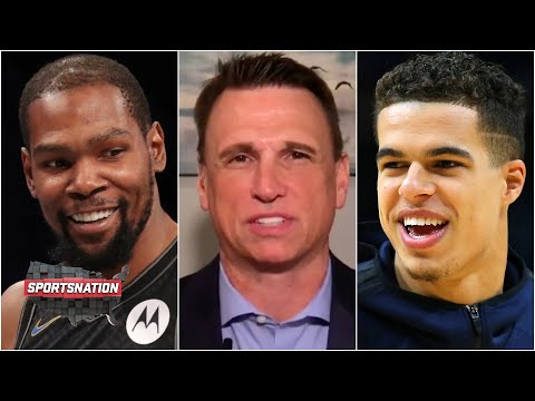 Tim Legler on KD, Kyrie and Harden, the 76ers and the ceiling for the Nuggets | SportsNation
