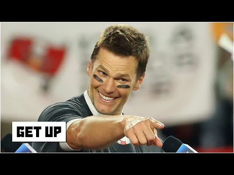Brady 'loves the process, he loves the grind' – Damien Woody explains why Tom is so special   Get Up