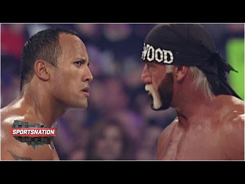 Hulk Hogan reminisces over Andre The Giant & The Rock ahead of WrestleMania 37 | SportsNation