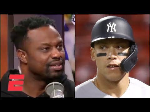 Bart Scott can't believe Aaron Judge is sitting out due to side soreness | Bart & Hahn