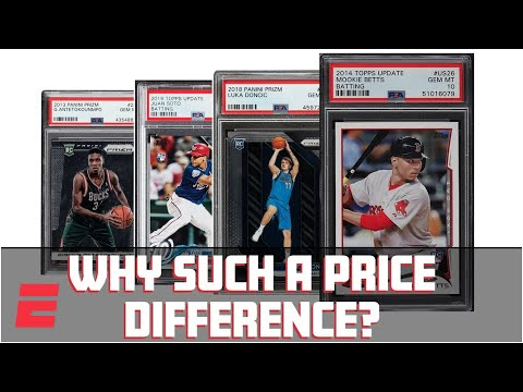 Kevin Negandhi and StockX founder Josh Luber break down the resale market for MLB, NFL and NBA cards