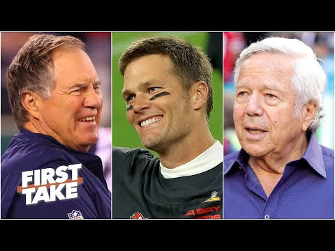 Could Bill Belichick really be on the hot seat in New England? First Take discusses