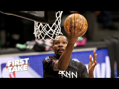 Kevin Durant is one of the purest scorers the NBA has ever seen – Chiney Ogwumike  | First Take