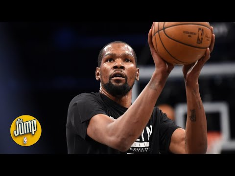 Breaking down the Nets' plan to get Kevin Durant back to full strength | The Jump