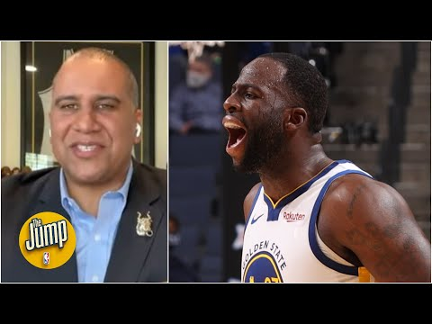 The Jump reacts to Draymond Green calling out younger NBA players for a lack of competitveness