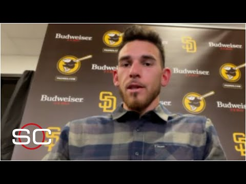 Joe Musgrove describes throwing the first no-hitter in Padres' history | SportsCenter