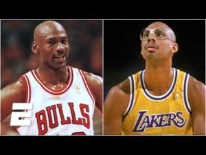 Who is the most unstoppable NBA player of all-time? | KJZ