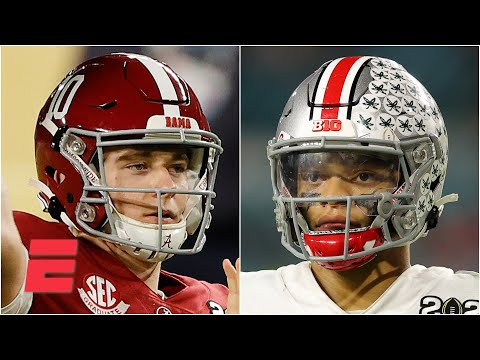 Should the 49ers draft Mac Jones with the No. 3 pick over Justin Fields? | Chiney & Golic Jr.