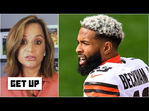 The Browns will listen to trade offers for Odell Beckham Jr. – Dianna Russini | Get Up
