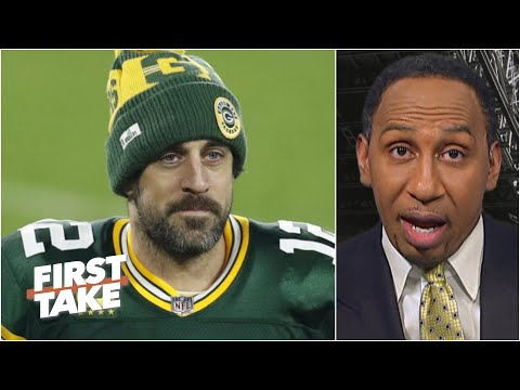 'I double dare' the Packers to listen to trade offers for Aaron Rodgers – Stephen A. | First Take