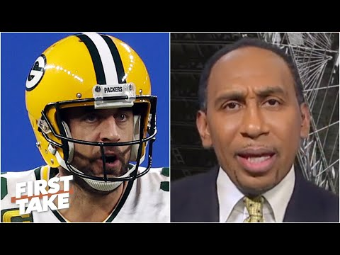 The Packers are disrespecting Aaron Rodgers – Stephen A. | First Take