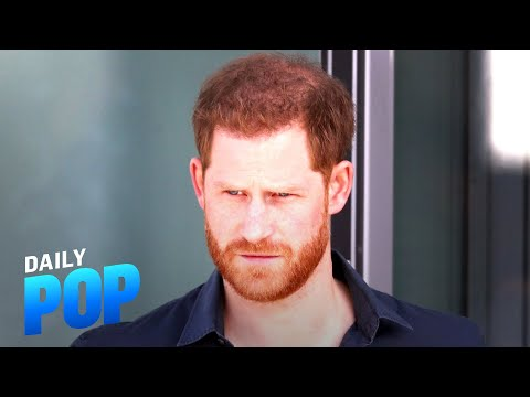 Prince Harry Arrives in London for Prince Philip's Funeral | Daily Pop | E! News