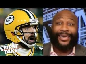 Restructuring Aaron Rodgers' contract shouldn't be this difficult! – Marcus Spears | First Take