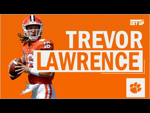 Trevor Lawrence's big flaw is turnovers. How will the projected No. 1 pick fare in the NFL? | Get Up