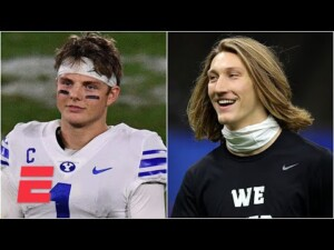 Is Zach Wilson more NFL ready than Trevor Lawrence? | KJZ