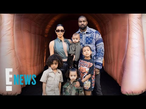 Kanye West Requests Joint Custody in Response to Kim's Divorce Filing | E! News
