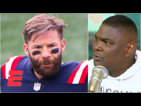 Keyshawn doesn't think Julian Edelman is a Hall of Famer: 'We can't do this! Stop it, please!'   KJZ