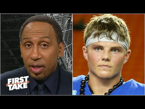 Stephen A.: Zach Wilson has A LOT to prove in the NFL   First Take