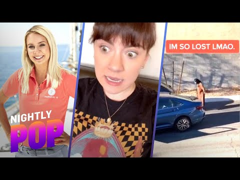 Oh Hell No: Love Triangle, Dating Your Cousin & Parking Problems – Nightly Pop 04/13/2021 | E! News