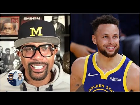 Jalen Rose reacts to Steph Curry's 53-point game and passing Wilt Chamberlain | Jalen & Jacoby