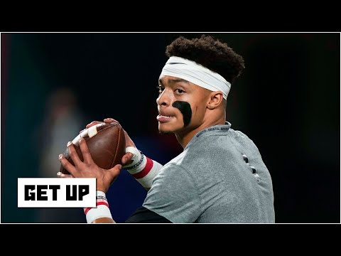 Justin Fields plans to run some 49ers plays at his second pro day | Get Up