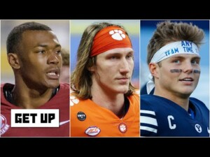 Get Up's NFL Draft Superlatives: Most Athletic, Best Hands and Highest Upside